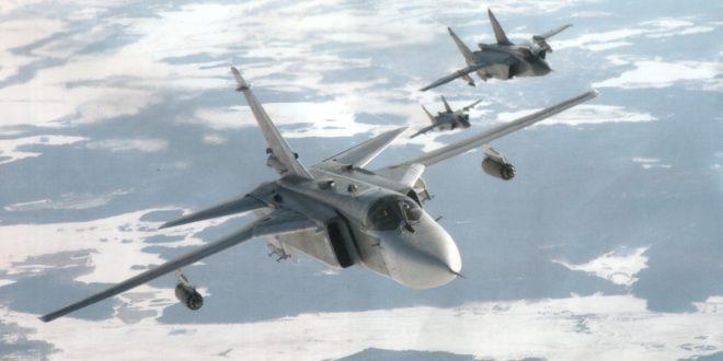 Сирији испоручено шест руских МиГ-31
