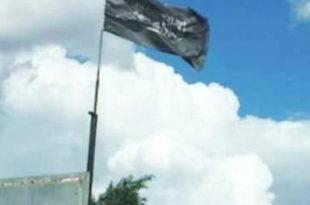 Застава исламских терориста у центру Тузле 2