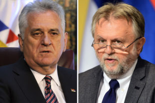 Николић ставио вето на продају државних вила и закон вратио у Скупштину 2