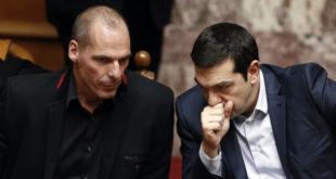 Варуфакис се обрушио на Ципраса: Издајица! Предао се Европи 4