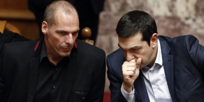 Варуфакис се обрушио на Ципраса: Издајица! Предао се Европи 1