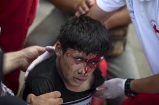 Хаос у Ђевђелији: Дечака спржила струја док је чекао воз, насиље међу мигрантима ескалира