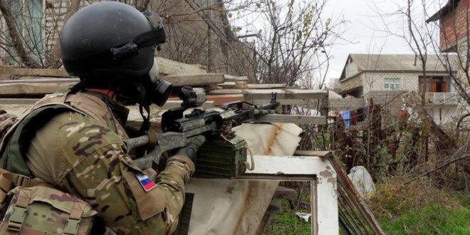 Руске специјалне службе за два дана ликвидирале 14 припадника терористичке Исламске државе