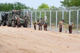 Мађарска гради додатну ограду на граници са Србијом