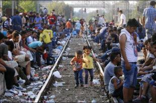 Брисел смешта мигранте на Балкан