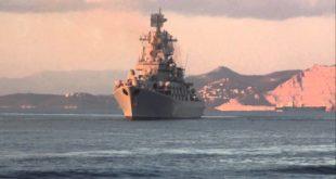 Руска флота кренула ка Средоземном мору 4