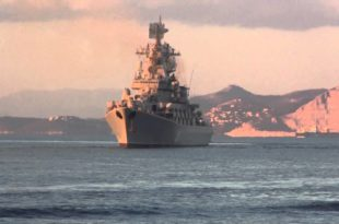 Руска флота кренула ка Средоземном мору