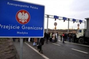 Пољаци против навале Украјинаца у њихову земљу