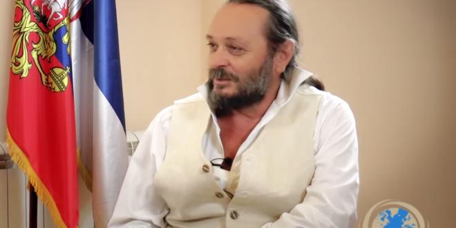 Радован Дамјановић: Јел то срамота што су Срби народ најстарији? (видео) 1