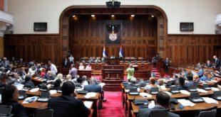 ДНЕВНИ РЕД УСВАЈАЛИ 3 САТА Гојковић најавила посебну седницу о својој смени