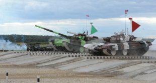 Срби после Руса и Кинеза најбољи тенкисти на овогодишњем тенковском биатлону