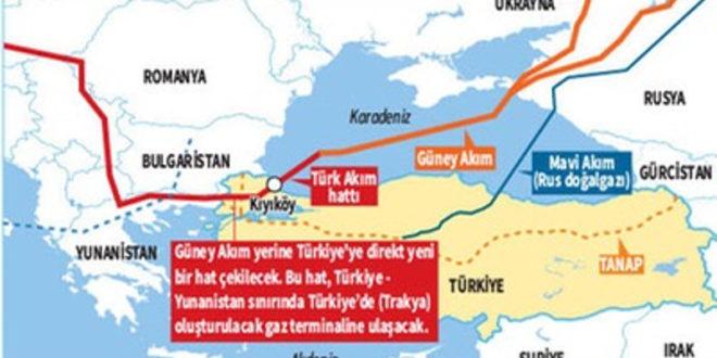 Вједомости: Гасовод Тесла продужетак Турског тока на Балкану