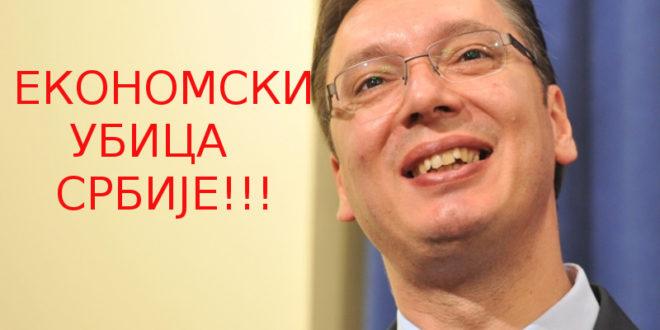 Економски убица Вучић заједно са Светском банком ратује против ЕПС-а и Србије 1