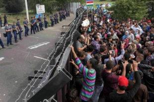 Запад претвара Србију у логор за мигранте и директну америчку колонију