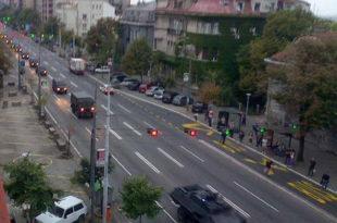 Вучићу, од читаве Србије се направио таоца шачице болесника због којих у престоном граду данас на улицама само што нема тенкова