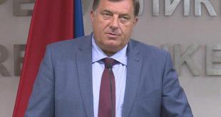 Додик позвао српске странке да напусте институције БиХ