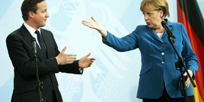 Меркелова рекла Камерону да Британију сви мрзе у Европској унији 1