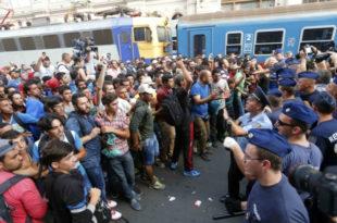 Мађарска ће вратити у Србију 99 одсто миграната