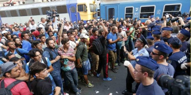 Мађари осули паљбу и то са пуним правом! Немачка крива за навалу миграната
