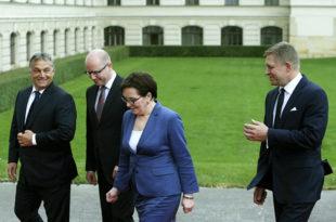 Премијери Чешке, Словачке, Мађарске и Пољске одбацили обавезујуће квоте за расподелу миграната