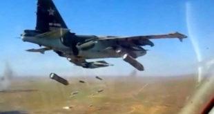 Руска авијација почела да бомбардује положаје Исламске државе у Сирији 2