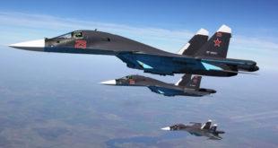 Русија ће у Сирију упутити 40 до 60 авиона 3