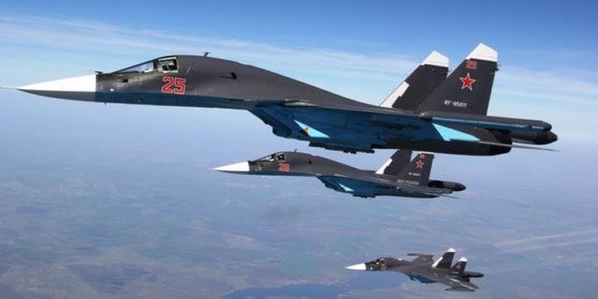 Русија ће у Сирију упутити 40 до 60 авиона 1