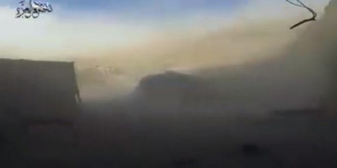 Руси почели да брију на суво у Сирији! Погледајте прве ударе руске авијације по положајима Исламске државе (видео) 1