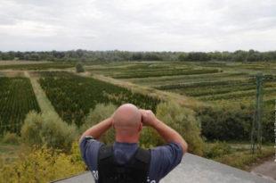 Мађарска, протерана 23 мигранта због илегалног преласка границе
