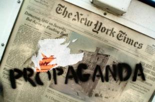 """Амерички новинар оптужује """"Њујорк тајмс"""" за антируску пропаганду"""