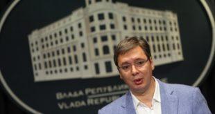 Пусти ти Вучићу Милановића и Орбана, испразним лапрдањем и кревељењем само покушаваш да прикријеш страх који ти из очију избија! 6