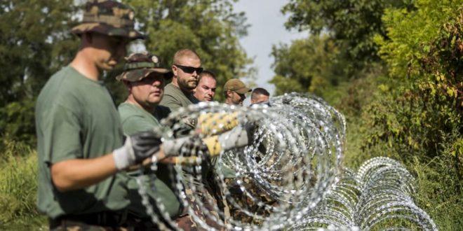 Чешка шаље војнике који ће Мађарима помагати у подизању ограде на границама 1