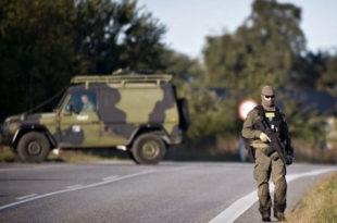 Дански полицајац избоден ножем у Центру за азиланте