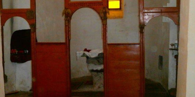 Погледајте на шта личи манастир Грачаница, задужбина светих Немањића после напада Вучићеве сатанистичке хорде (фото)