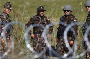 Орбан упутио стотине нових полицајаца на границу са Србијом