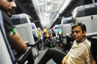 Мађарска није дозволила улазак из Србије два воза са мигрантима
