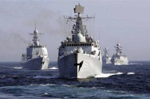 Кинески ратни бродови упловили у Берингов мореуз док је Обама био у посети Аљасци