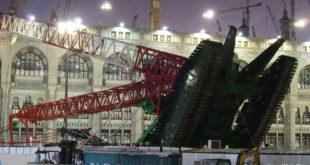 Срушио се кран у највећој џамији на свету у Меки, 107 особа погинуло 5