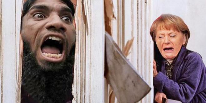 Меркелова у паници: Очекује да на Европу крене милион миграната из Магреба и Либије
