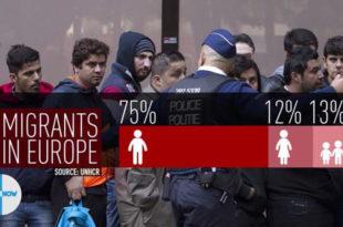 Како су америчке и британске специјалне службе у сарадњи са НВО сектором у Европу намамали стотине хиљада миграната