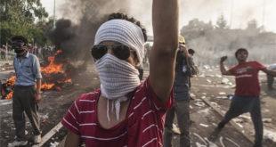 Не могу и неће да се боре против терориста и окупатора у својој земљи али зато могу да ратују против мађарске полиције!