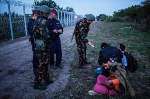 Мађарска депортује мигранте у Србију у року од три сата