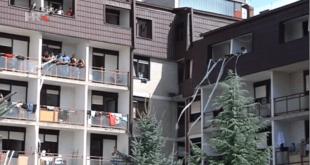 Нереди у Загребу: Незадовољни мигранти уништавају хотелски инвентар 8