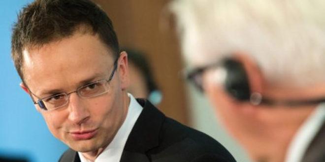 Мађарски шеф дипломатије: Милановићу, остави Србе и Мађаре на миру или народски речено СИКТЕР ИДИОТЕ! 1