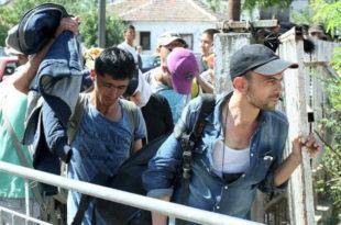 Од поноћи у Србију стигло још 5.000 избеглица са Блиског истока