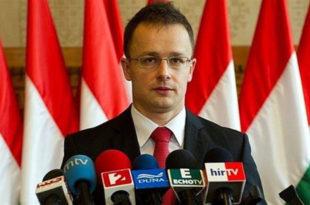 Петер Сијарто: Да је полиција Србије спречила нападе миграната на наше полицајце, не би било никаквих насилних аката