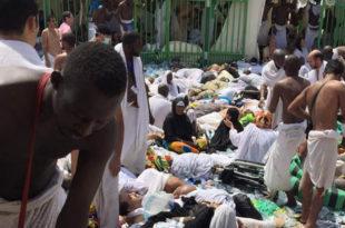 Мека: Најмање 719 муслиманских ходочасника изгубило живот у стампеду