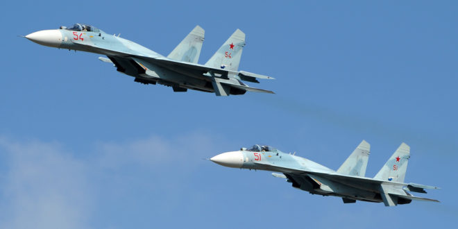 Русија започела војну интервенцију у Сирији