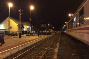 Мађарска контра-терористичка јединица развалила хрватске полицијске уљезе који су им наоружани ушли у земљу!
