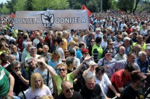 Демократски фронт: Ниједан окупатор није уништавао Црну Гору као режим Мила Ђукановића